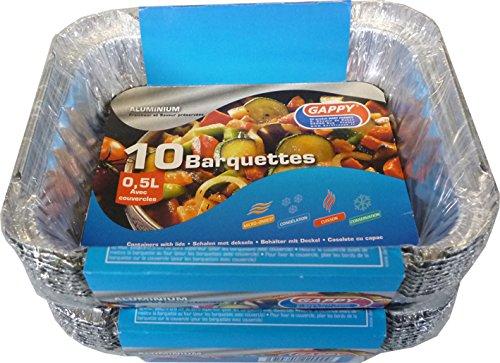 dart-france-10-barquettes-aluminium-10-05-l-lot-de-3
