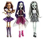 Mattel Monster High Y0421 - It's Alive Doll