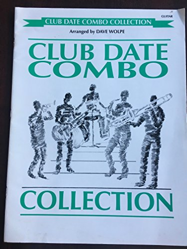 Club Date Combo Collection for Guitar (Club Date Combo Collection)