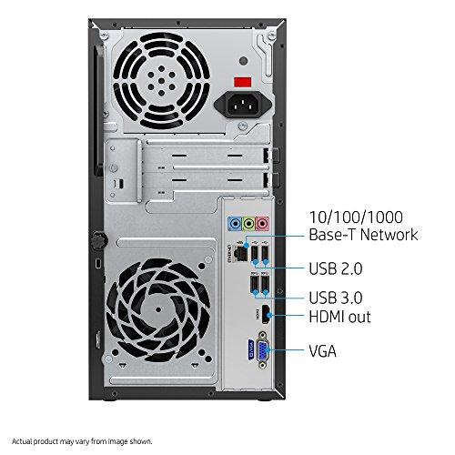 HP Pavilion 570-p042in 2017 Tower Desktop (7th Generation Intel Core...
