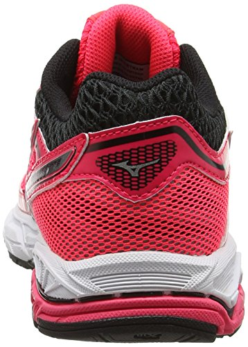 Mizuno Damen Wave Equate (W) Laufschuhe Pink (Diva Pink/silver/dark Shadow)