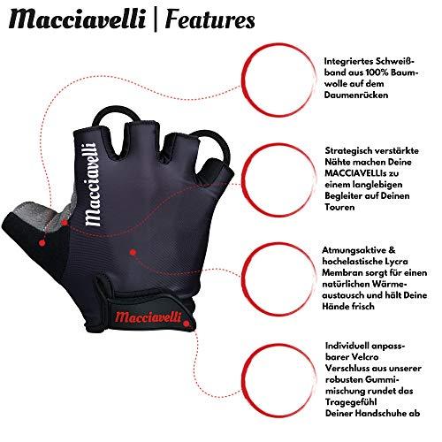 Zoom IMG-1 macciavelli guanti mtb per uomo