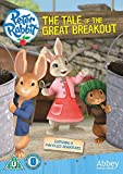 Peter Rabbit - The Tale Of The Great Break Out - WITH FREE HEIGHT CHART [DVD]