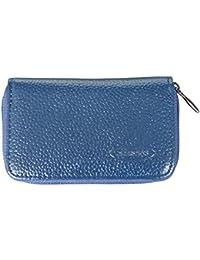 7842c991fa46b K.DESIGNS Premium Leder Portemonnaie Portmonee Geldbeutel Geldbörse  klein Mini