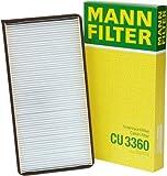 Mann Filter CU3360 Filter, Innenraumluft