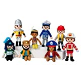 Play by Play Peluche Playmobil Soft 20cm Surtido