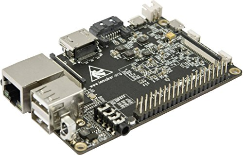 lemaker Banana Pro Board - A20 SoC - ARM A7 DualCore @1.0GHz - 1GB DDR3