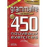 Grammaire 450 Nouveaux Exercises Debutant