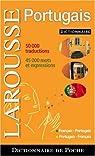 Dictionnaire Français-Portugais Portugais-Français par Larousse