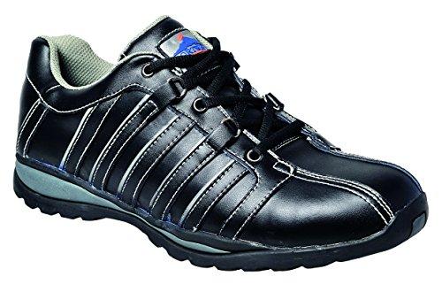 Portwest Arx - Chaussures de sécurité - Homme (39 EUR) (Noir)