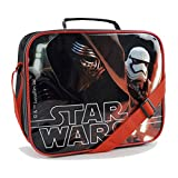Star Wars Force weckt Lunch Snack Picknick Tasche Handtasche Schultergurt Reißverschluss