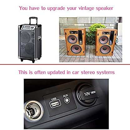 YETOR-USB-Bluetooth-Musik-Empfnger-35-mm-Stereo-Ausgang-fr-tragbare-Lautsprecher-und-Home-Auto-Stereo-Systeme-kompatibel-mit-iOS-Android-jedes-Handy-wei-