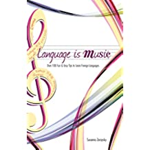 Language is Music (Create Your World Books Book 1) (English Edition)