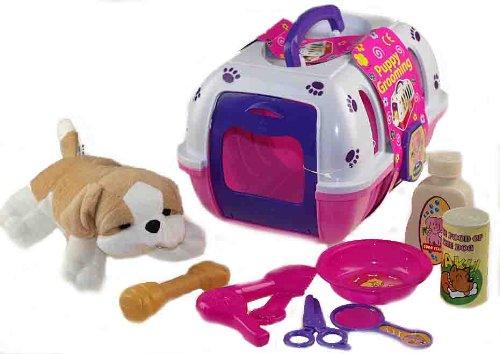 vet-kit-de-jeu-pet-chiot-transporteur-doux-chien-en-peluche-et-jouets-de-toilettage