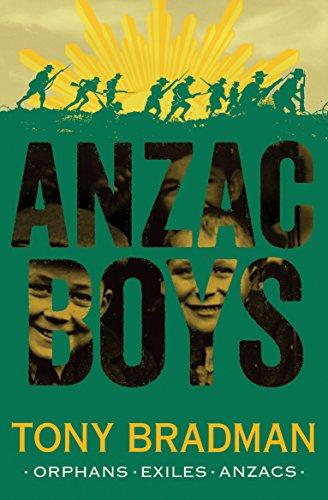 ANZAC Boys por Tony Bradman