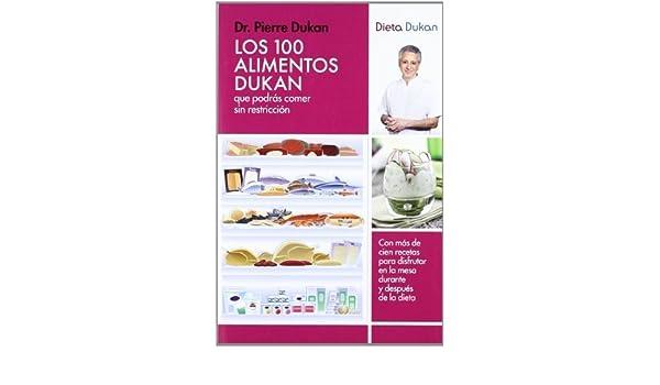 Los 100 Alimentos Dukan Spanish Edition By Pierre Dr Dukan