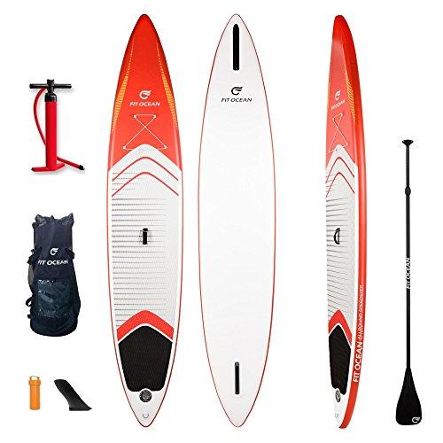 Fit Ocean Speedster 12'6 iSUP