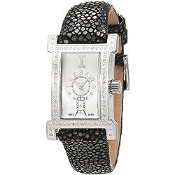 Iceberg Women's Quartz Watch IC0510-12 with Leather Strap