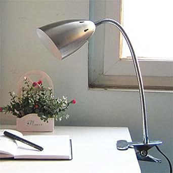 Atmko lampade da tavolo lampade da scrivania moderna scrivania lampada led placcatura in metallo - Amazon lampade da tavolo ...