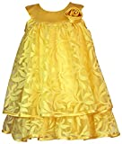 Yellow Dress with Brassonet Available in...