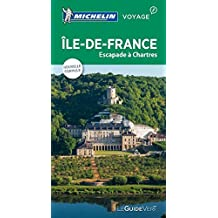 Guide Vert Ile-de-France Michelin