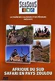 Afrique du sud - safari en pays zoulou