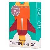 OBJECTIF MULTIPLICATION - Tables de multiplication - Jeu de cartes pour les mémoriser rapidement !...