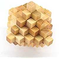 Holzsammlung® Puzzle En Bois - Brain Teaser Puzzle 3D Casse - #1
