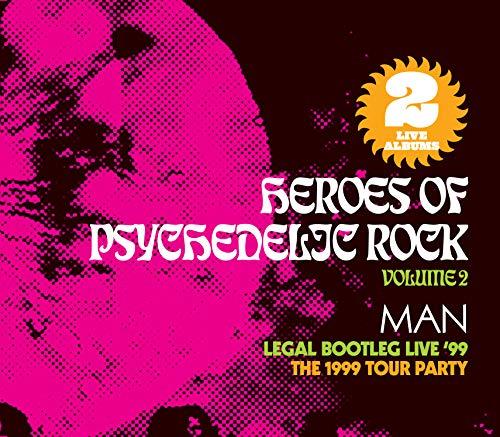 Heroes of Psychedelic Rock, Vol. 2