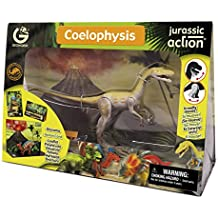 GEOWORLD CL250K - Jurassic Action Coelophysis