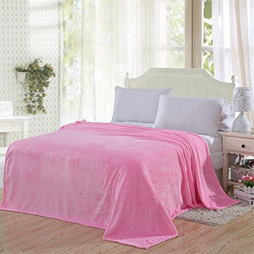 HHYWS Morbido e caldo buttare letto divano