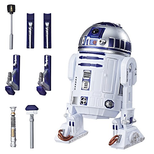 Star Wars C1694 Sw E4 Artoo Detoo R2D2, White, 6 Inches
