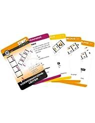 STOP! Trainingskarten - Koordinationsleiter (Speed Ladder) dt. Version - SAQ Serie