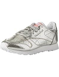 e588029a39c Amazon.fr   Reebok - Argenté   Chaussures   Chaussures et Sacs