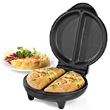 Salter EK2716 Non-Stick Dual Omelette Maker, 750 W