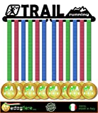 MEDALLAS DE PARED Medal Display (TRAIL RUNNING design)