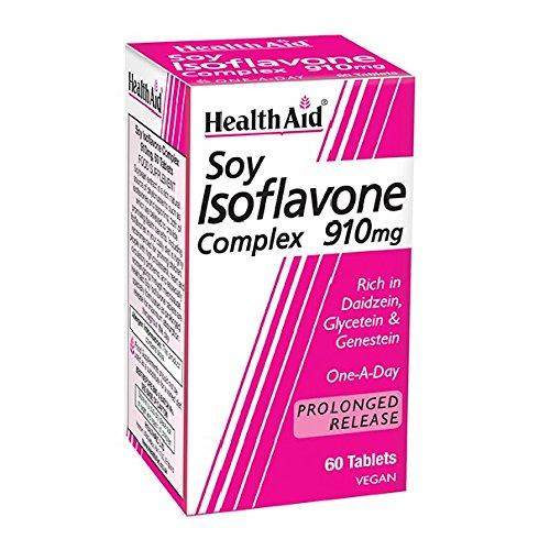 Isoflavone Complex 910mg (Soja-Isoflavone) 60 Tabletten HA