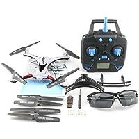 Delicacydex H31 2.4G 4-Achsen-Quadcopter-Widerstand zu Fallen Quadrocopter Hubschrauber Wasserdicht Hochleistungsflugzeug Kinder Spielzeug preisvergleich bei kleinkindspielzeugpreise.eu