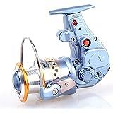 JOSN Angelrolle Smart Alarm LED elektrische automatische Benachrichtigung Carp-Rolle 5,0 1 8 1BB Spinnrolle Rollen Karpfenangeln,6000