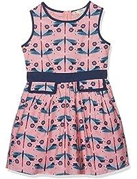 Uttam Boutique Girl's Geo Dragonfly Dress