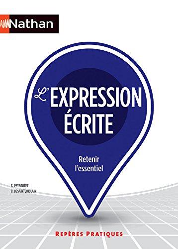 Descargar Libro L'expression écrite de Claude Peyroutet