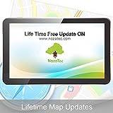 "Noza Tec Truck GPS Sat Nav 7"" Screen with UK EU Maps (Upgraded To 8GB)"