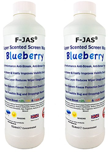 F-JAS Super aroma protector de lavado (2 x 514 ml – doble Pack)