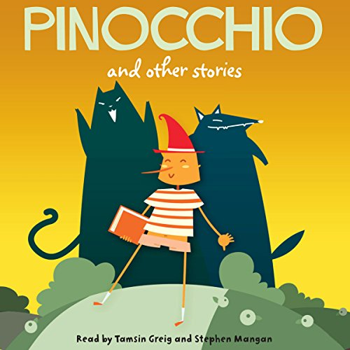 Pinocchio and Other Stories  Audiolibri