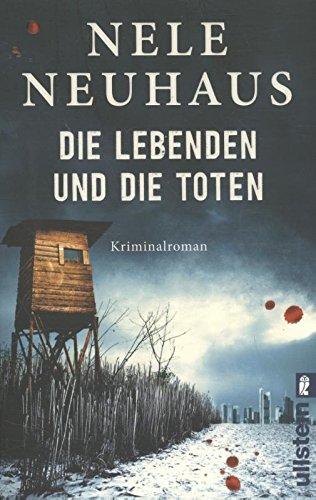 Die Lebenden Und Die Toten Ein Bodenstein Kirchhoff Krimi Band 7