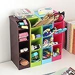 Compartment storage box four-layer storage case store Socks bra underwear stationery boxes storage cases Desktop tidy 2016 B1