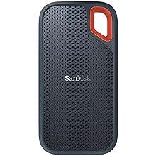 SanDisk Extreme SSD Portatile 250GB, Velocità di Lettura fino a 550MB/s