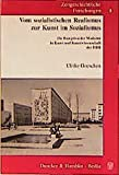 Vom sozialistischen Realismus zur Kunst im Sozialismus. Die Rezeption der Moderne in Kunst und Kunstwissenschaft der DDR