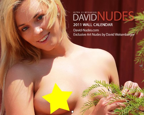 Collectable David-Nudes Art Nude Calendar (English Edition)