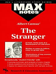 The Stranger (MAXNotes Literature Study Guides) (MAXnotes Literature Guides)